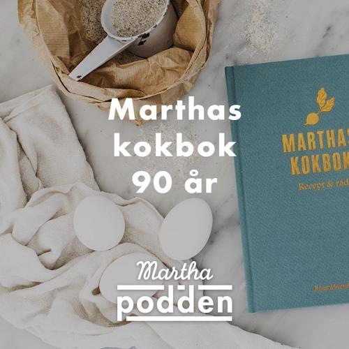 Marthas kokbok 90 år