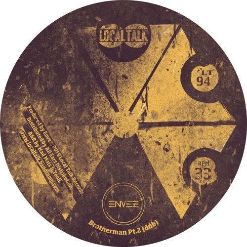 "Envee - Brotherman (Pt.2)(Dub) (7"" - LT094, Side B)2019"