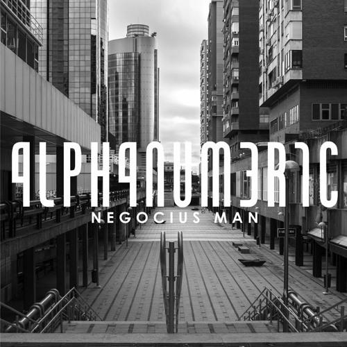 TEASER - Negocius Man - ALPHANUMERIC (MR013) [Microm Records]