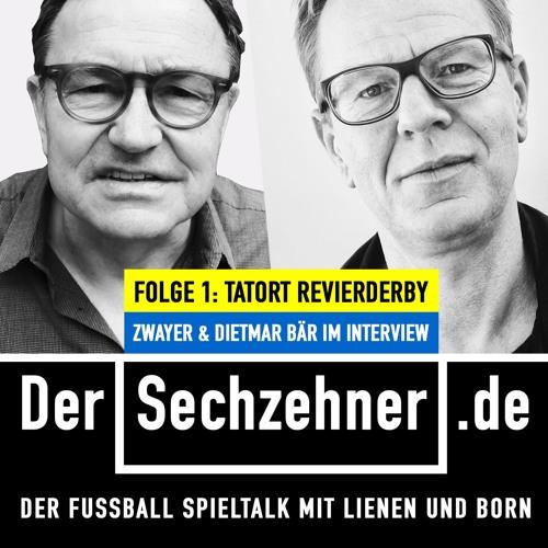 Der Sechzehner: Tatort Revierderby Felix Zwayer und Dietmar Bär im Interview