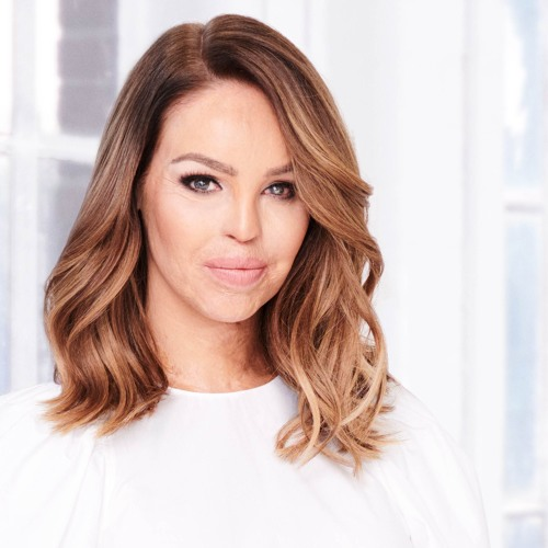 """Katie Piper: """"My future is what I make it"""""""