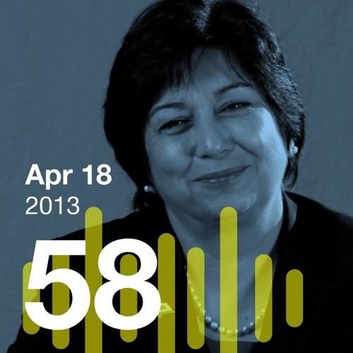 Podcast 58: Elahe Amani on Stoning and Women's Rights in Iran