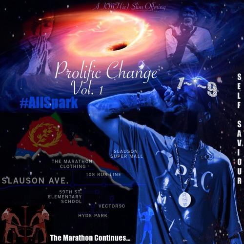 Prolific Change Vol. 1 #AllSpark