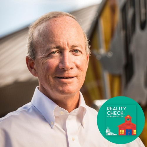Episode 59: Higher Education IS for Everyone - An Interview with Mitch Daniels