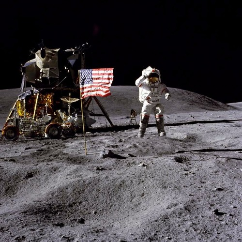 James Donovan on the Space Race and the Apollo Moon Landing