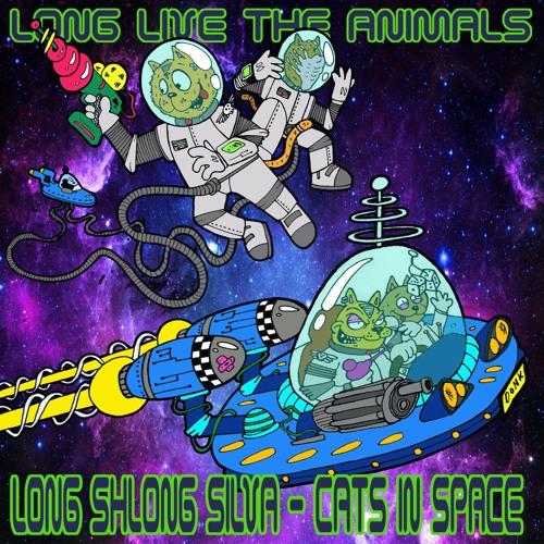 Long Shlong Silva - Relentless Goat (LLTA046 CATS IN SPACE