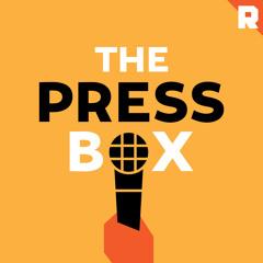 The Modern Blockbuster, Joe Biden, and John Schulian | The Press Box