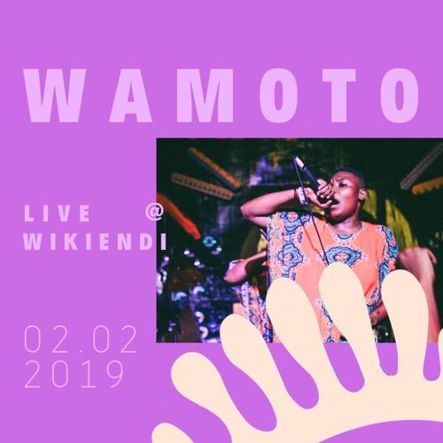 Wamoto - LIVE @ Wikiendi