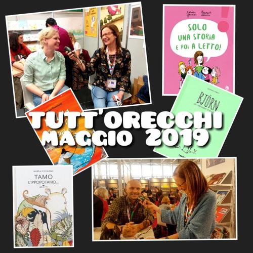 TUTT'ORECCHI - puntata maggio 2019