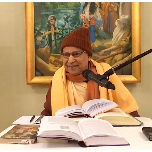 Śrīmad Bhāgavatam class on Sat 27th Apr 2019 by HH Subhag Swami 4.22.13