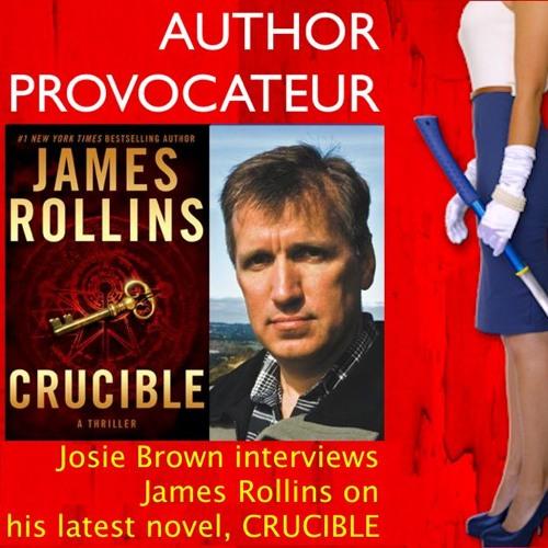 Author Provocateur Interviews: James Rollins