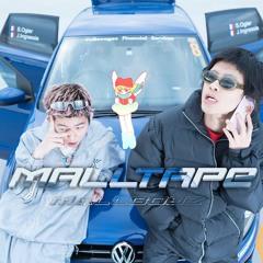 mallin' (Tomggg Remix) - Mall Boyz  (Tohji & gummyboy)