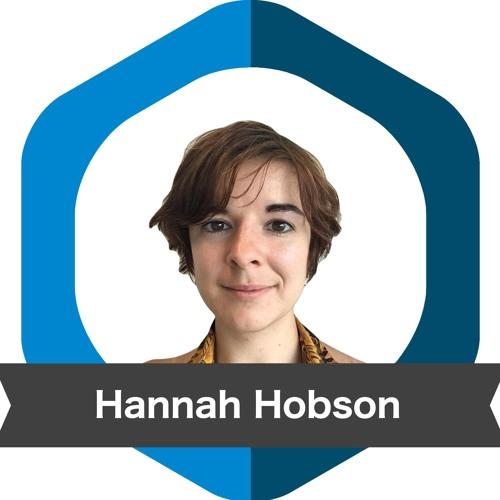 Episode 18 - Hannah Hobson