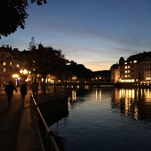 One Minute of Street Music (Lucerne, Switzerland): Sept 17