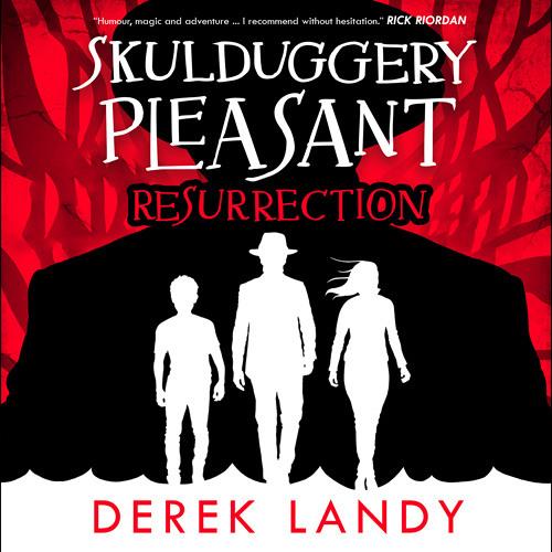 Resurrection, By Derek Landy, Read by Kevin Hely