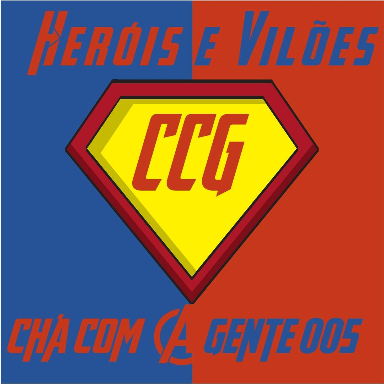 005 - Heróis e Vilões, uma aventura inesquecível.