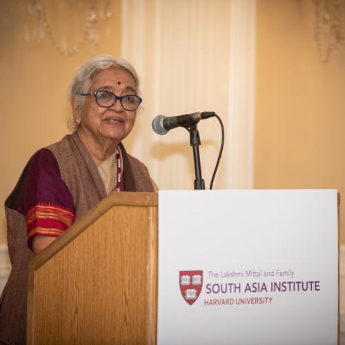 Mahindra Lecture 2018/19 - Devaki Jain