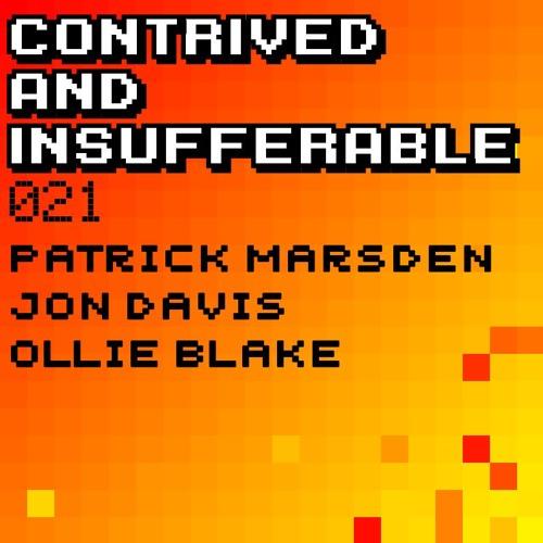 021: Black Cherry Company   Patrick Marsden, Jon Davis, Ollie Blake