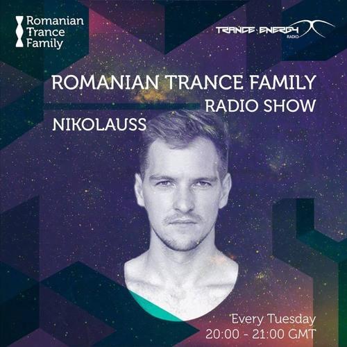 Nikolauss - Romanian Trance Family Radioshow @Trance Energy Radio 30.04.2019