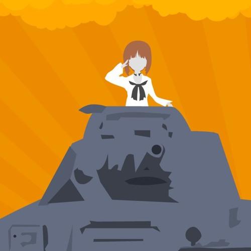 Girls Und Panzer - Ooarai, Saunders, Pravda Orchestra by