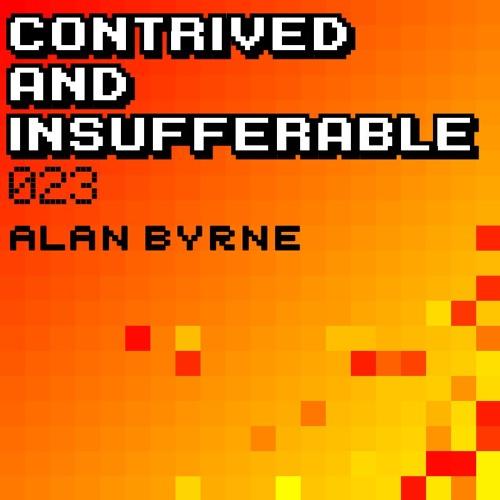 023: Alan Byrne   Foil-y wrappers