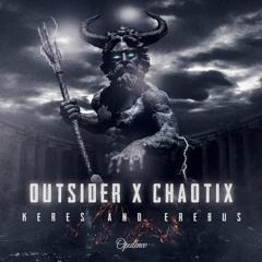 Outsider X Chaotix - Erebus