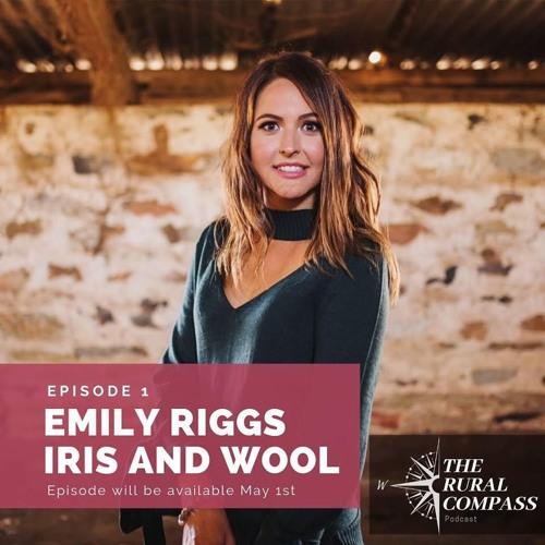 1. Emily Riggs from Iris & Wool