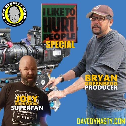 EP131 (I LIKE TO HURT PEOPLE special w/h Bryan Greenberg & Joey Broussard)