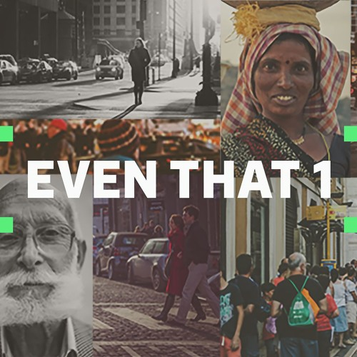 EVEN THAN ONE by Rick Atchley