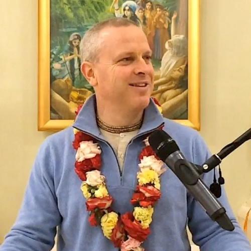 Śrīmad Bhāgavatam class on Tue 30th Apr 2019 by Kesava Dāsa 4.22.16