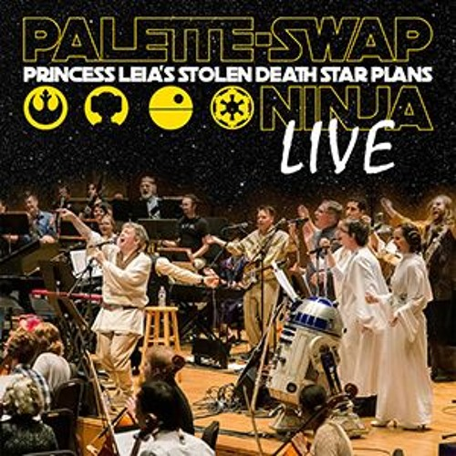 Princess Leia's Stolen Death Star Plans LIVE - EP