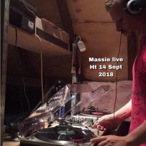 Massie @ Live hardtechno streaming facebook video vinylmix # the Spoils of War 14 Sept 2018