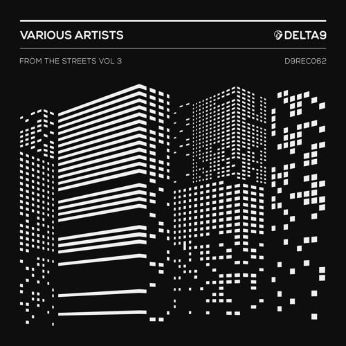 Delta9 Recordings Podcast #27 — Mix by Qua Rush