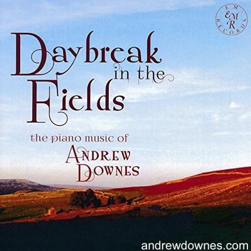 Andrew Downes: Sonata for Two Pianos (Mvt 1: Tempo moderato)