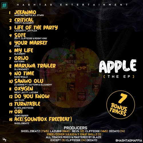 APPLE (THE EP)