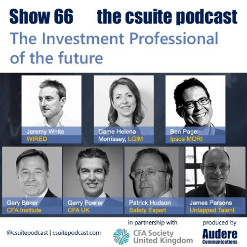 Show 66 - The Investment Professional of the Future