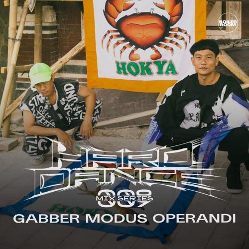 HARD DANCE 009 - Gabber Modus Operandi