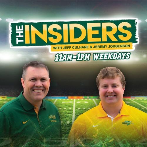 NDSU WBB Head Coach Jory Collins On The Insiders 5 - 1-19