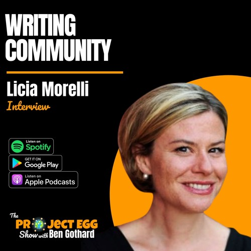 Writing Community: Licia Morelli