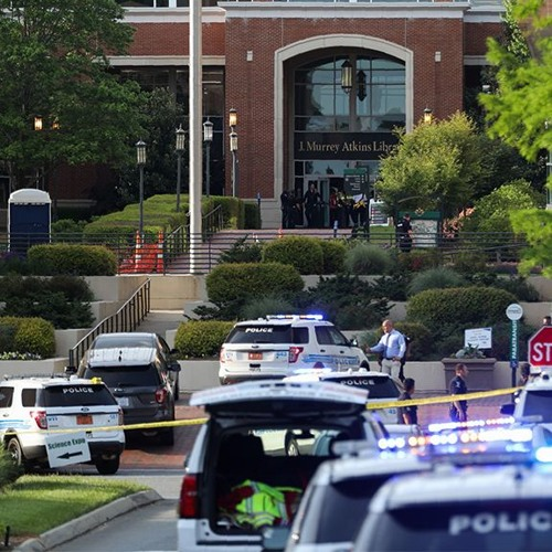 Dr. Stacy Willett:  UNC Charlotte Shooting