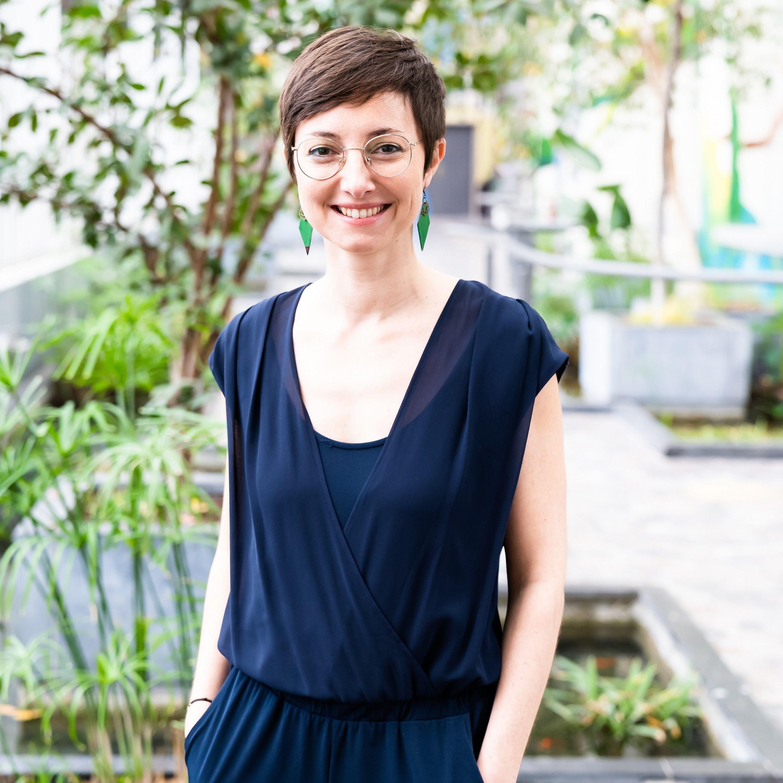 Saskia Bricmont , L'écologie politique au féminin
