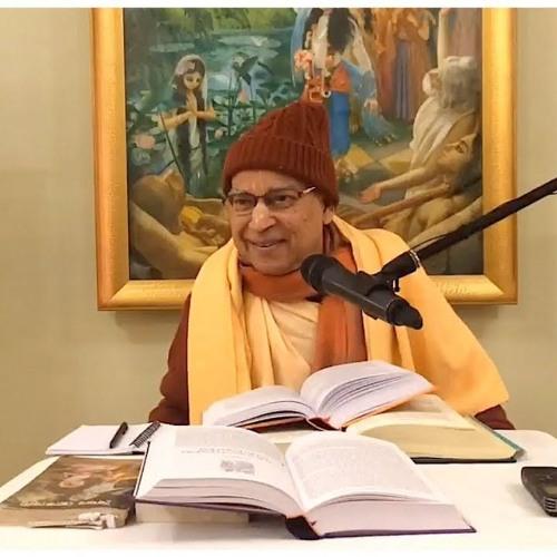 Śrīmad Bhāgavatam class on Thu 2nd May 2019 by HH Subhag Swami 4.22.18