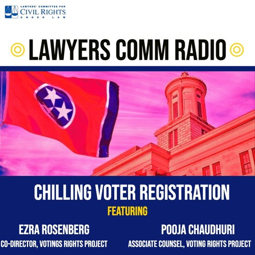 Chilling Voter Registration in Tennessee
