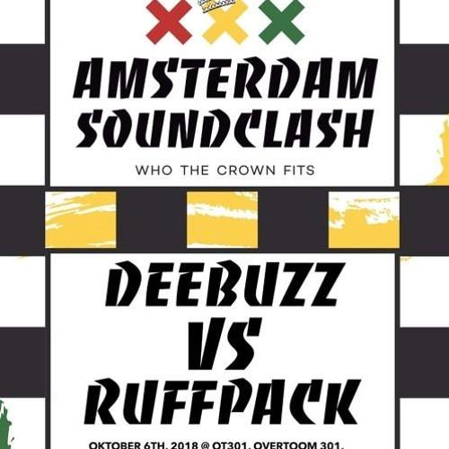 DeeBuzz VS Ruffpack