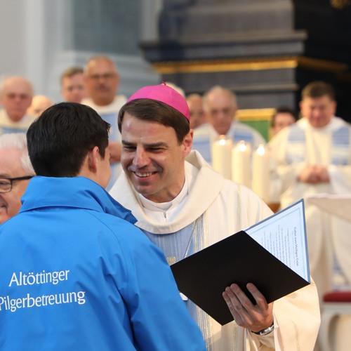 Predigt von Bischof Stefan Oster zur Eröffnung der Wallfahrtssaison Altötting 2019