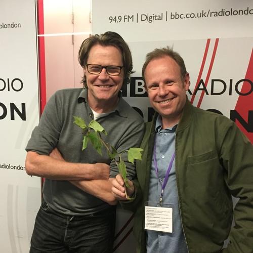 Paul Wood talks to Robert Elms on BBC Radio London