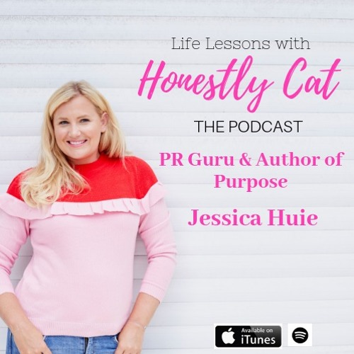 Slowing down & Finding your Purpose with author Jessica Huie