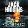 Night of the Fox, By Jack Higgins, Read by Andy Cresswell