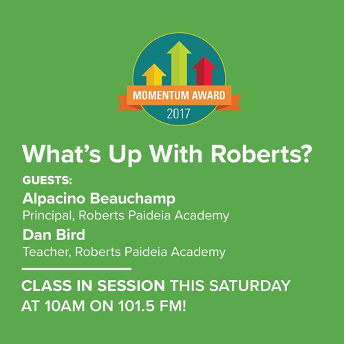 Class In Session - What's Up With Roberts - April 27, 2019