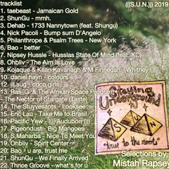 Music (It's A Spiritual Thang) *tracklist posted in the description.